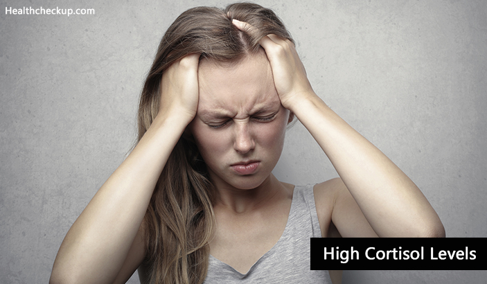 High Cortisol Levels