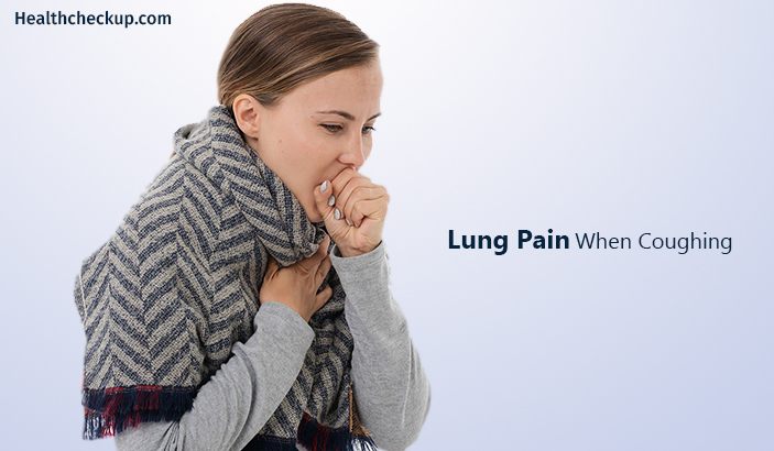 Lung Pain When Coughing
