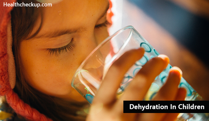 Dehydration In Children