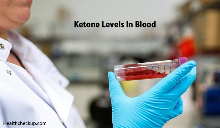 Ketone Levels In Blood