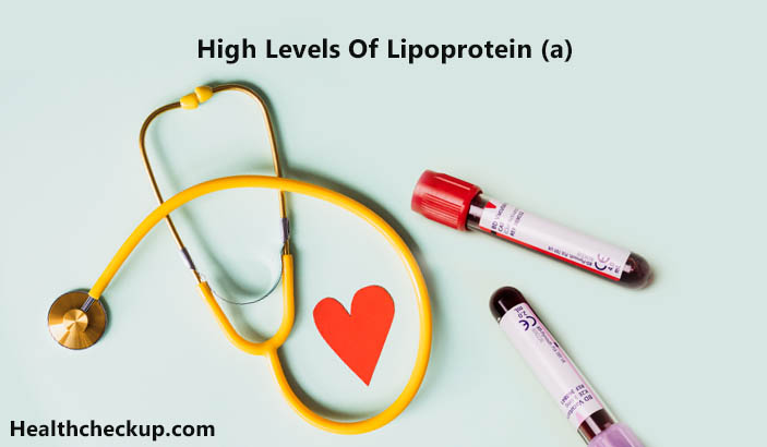 High Levels Of Lipoprotein (a)