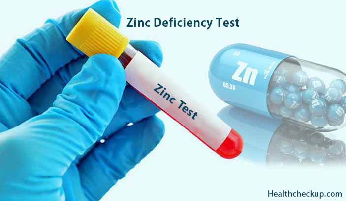 Zinc Deficiency Test